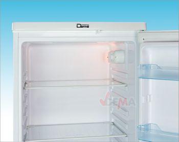 Vollraumkühlschrank 240L DL1-29 Kühlschrank weiß A+ Modernes Design – Bild 6