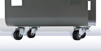 Kaminbesteck / Holzwagen Kamingarnitur Kaminset Ofenbesteck Ofengarnitur 4 tlg.  – Bild 6