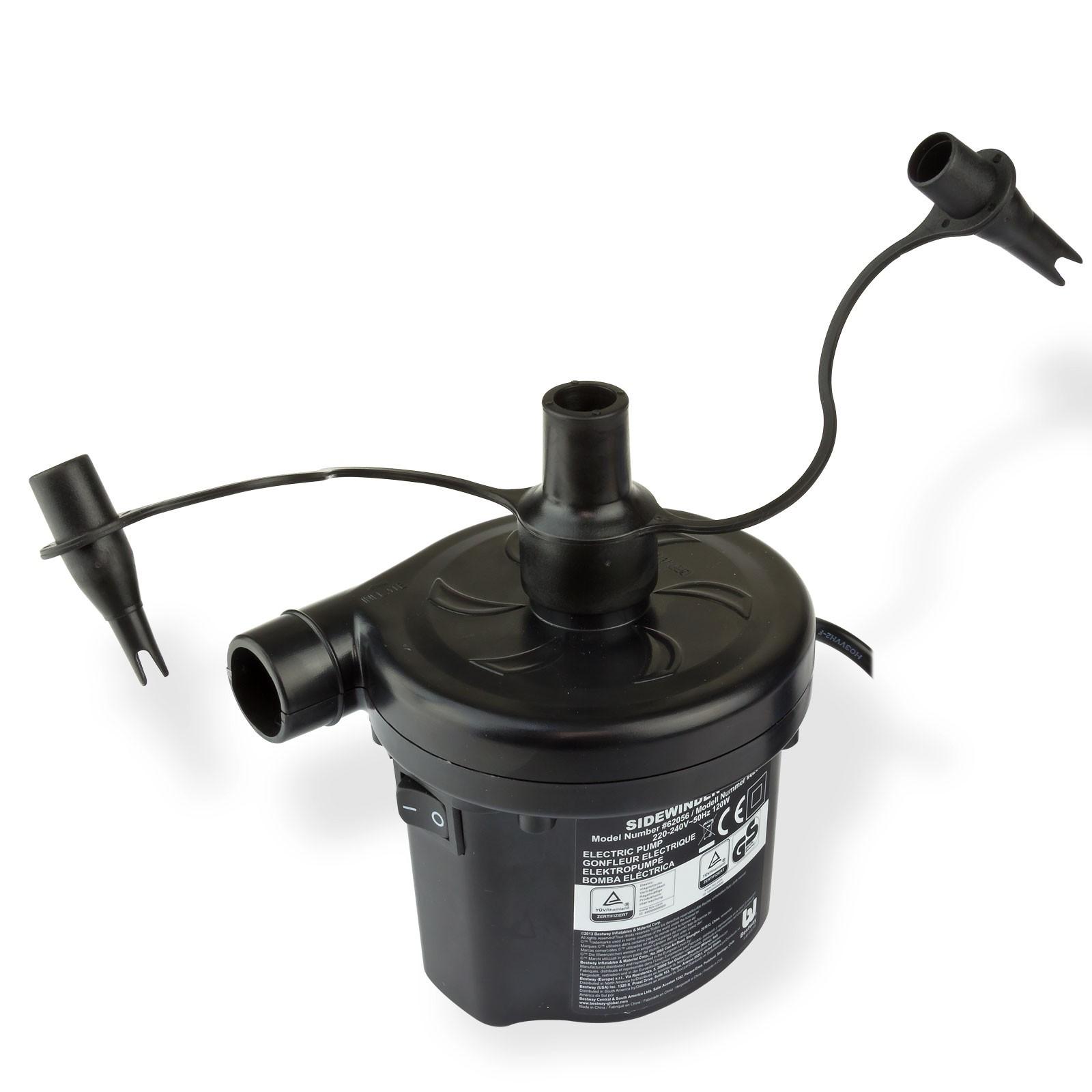 universal luftpumpe elektrisch 230 v elektropumpe gebl sepumpe standluftpumpe 6942138917949 ebay. Black Bedroom Furniture Sets. Home Design Ideas