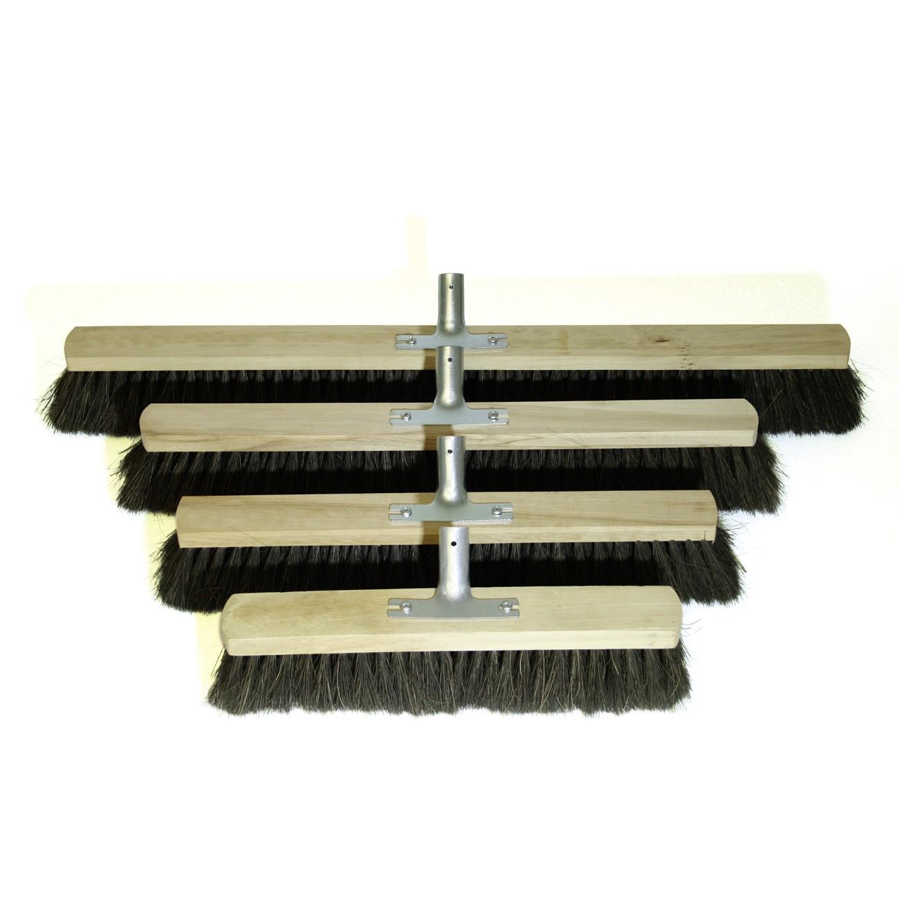 saalbesen arengabesen mit metallhalter 40 50 60 80 cm. Black Bedroom Furniture Sets. Home Design Ideas