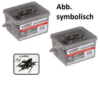 Vintec Trockenbauschrauben 3.5 mm Bohrspitze 25 - 55 mm – Bild 2