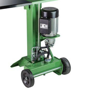 Holzspalter Brennholzspalter Kaminholz Brennholz Spalter 6 t / 230 V / 3000 W – Bild 6
