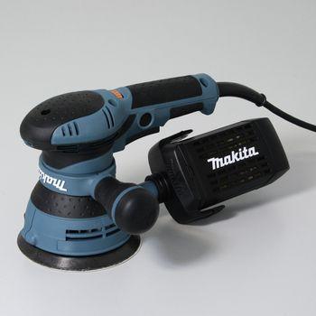 Makita Exzenterschleifer BO5041 300W – Bild 3
