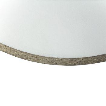 Diamant Trennscheibe 350 mm Ø 25,4 / 3,2 mm für Beton Klinker Keramik Ziegel etc – Bild 3