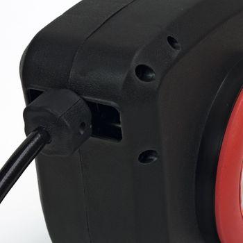 Automatik Druckluft Schlauchtrommel 10 m / 12 m / 15 m / 25 m Auswahl – Bild 9