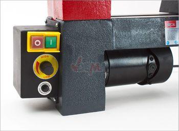 Drechselmaschine Drechselbank Drehmaschine Drehbank DM 300 Spitzenweite 330 mm – Bild 2