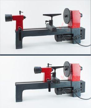 Drechselmaschine Drechselbank Drehmaschine Drehbank DM 300 Spitzenweite 330 mm – Bild 5