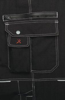 PLANAM Basalt Winterhose schwarz – Bild 4