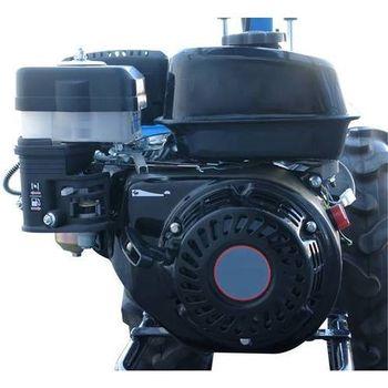 Güde Motoreinachser GME 6.5 PS/4.8 kW + Gartenfräse GGF 620 – Bild 4