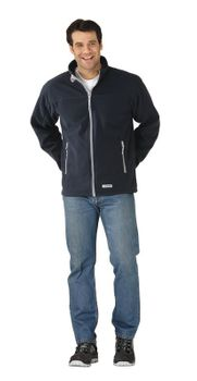Planam Retro Fleece Jacke – Bild 2