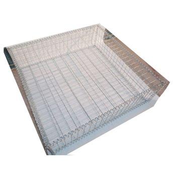 Gabione Quader L100xB30 xH30 xH50 xH80 xH100 cm – Bild 5