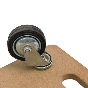 Möbelroller Rollbrett 200 kg – Bild 4