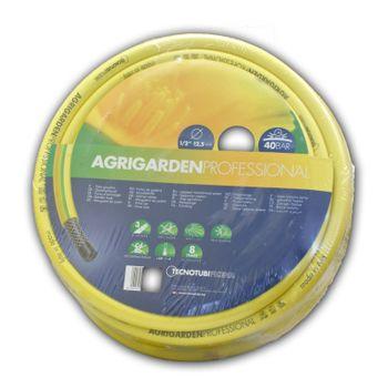 Gartenschlauch | Wasserschlauch 1/2 Zoll 15 · 25 · 50 m gelb AgriGarden – Bild 1