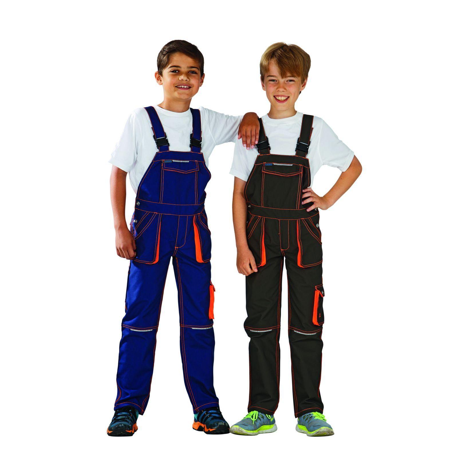 Gutscheincodes neuer & gebrauchter designer Abstand wählen Details zu PLANAM Junior Kinder Arbeitshose Latzhose 86/92-170/176 Bequem,  strapazierfähig