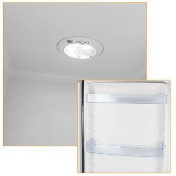Großer Kühlschrank Großraumkühlschrank ohne Gefrierfach DKS340X A++ freistehend – Bild 1
