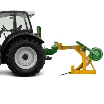 Einschar Beetpflug Einscharpflug Ackerpflug Pflug Traktor Schlepper – Bild 6