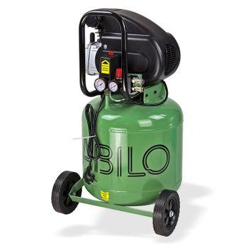 Druckluft Kompressor Druckluftkompressor Kolben stehend 50 Liter 10 bar 220V – Bild 1