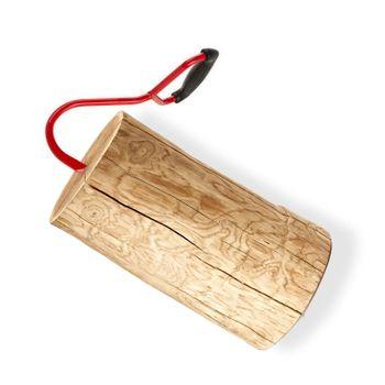 Universal Haken Forsthaken Packhaken Holz Hebehaken Transporthaken Sappie light – Bild 4
