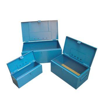 Güde Montagekoffer Montageboxen 3er Set blau – Bild 2