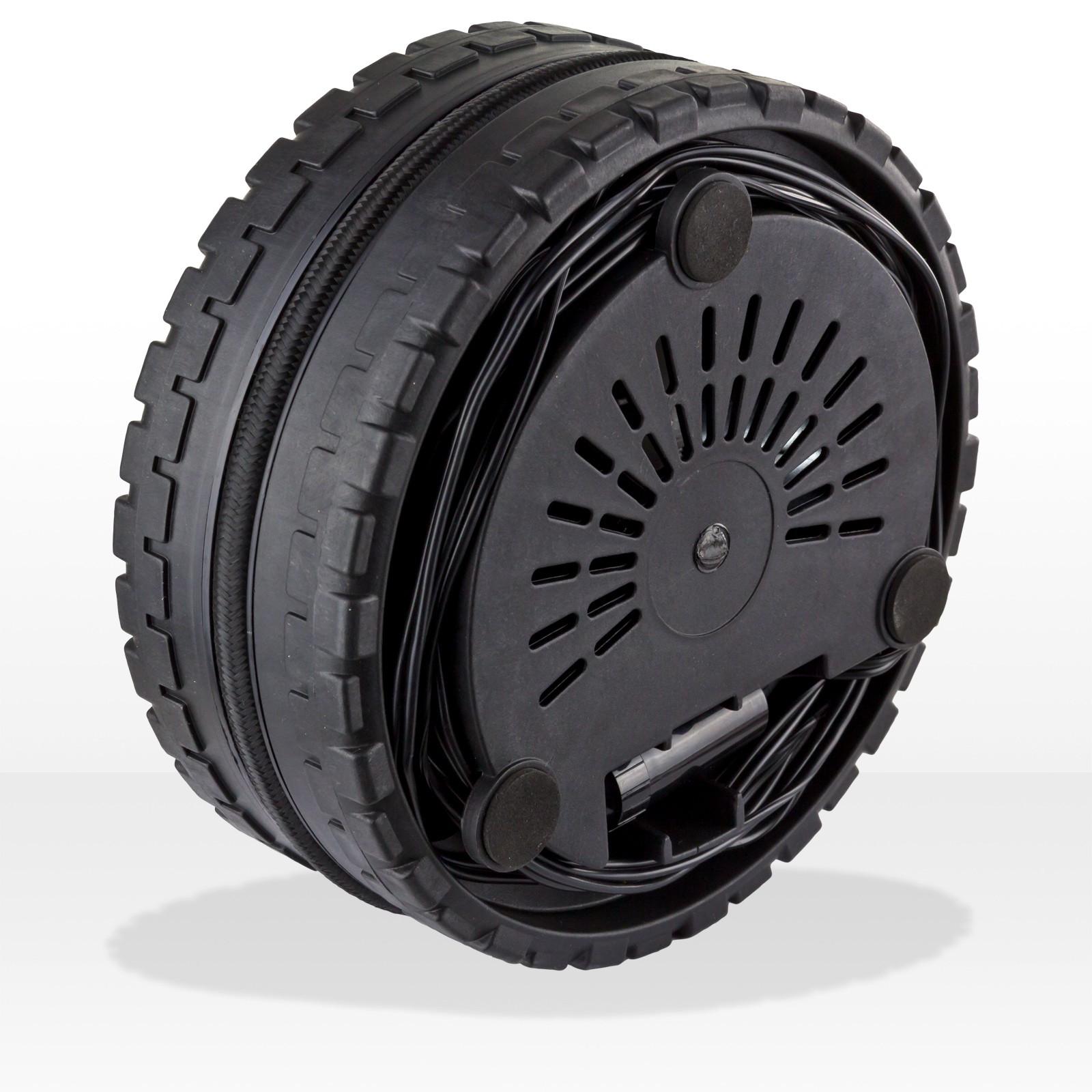 mini druckluft dl kompressor dk20 12v 100 w mit manometer. Black Bedroom Furniture Sets. Home Design Ideas