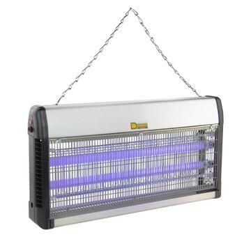 Insektenvernichter Mückenvernichter Fliegenvernichter Fliegenfalle 40 Watt UV – Bild 3