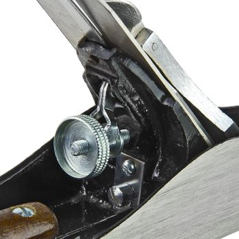 Holz Handhobel Einhandhobel Blockhobel Putzhobel Hirnholzhobel Hobel 45 mm 175mm – Bild 5