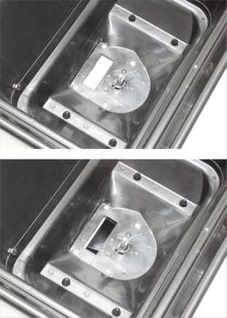 Streuwagen 45 l / 36 kg mit Anhängerkupplung – Bild 2