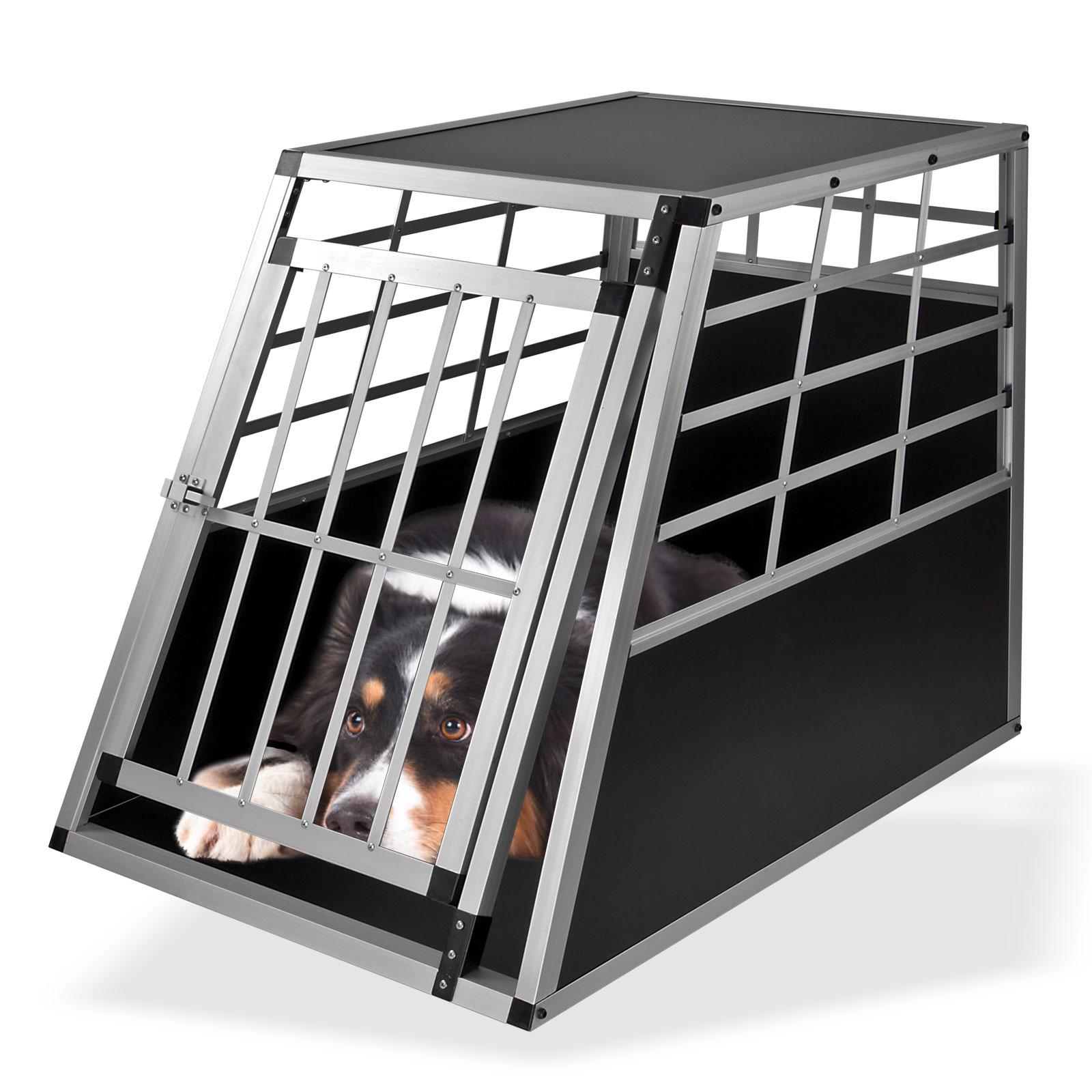 hundebox hundetransportbox bello 1 hunde transportbox f r. Black Bedroom Furniture Sets. Home Design Ideas