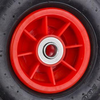 Sackkarre Luftreifen Karrenreifen Ersatzreifen Reifen mit Kugellager 3.00-4  – Bild 3