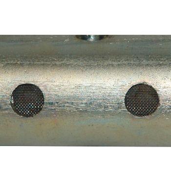 Rammfilter verz. mit Tresse für Schwengelpumpen Gartenpumpe Brunnenpumpe Pumpe  – Bild 3