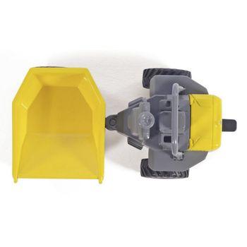 SIKU Spielzeug Wacker Neuson DW60 Dumper Baustelle Kipper mit Knickgelenk / 3509  – Bild 2