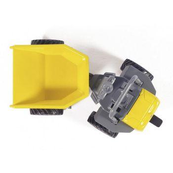 SIKU Spielzeug Wacker Neuson DW60 Dumper Baustelle Kipper mit Knickgelenk / 3509  – Bild 4