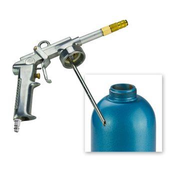 Druckbecherpistole Hohlraumpistole Unterbodenschutz Druckluft Pistole DBP 1100  – Bild 4