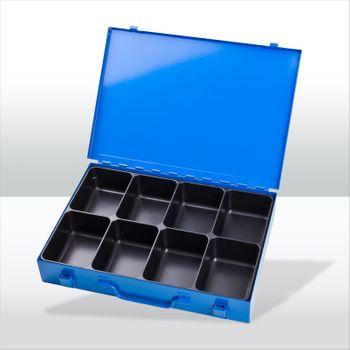 ADB Metall Sortimentskasten Sortierkasten Kleinteilemagazin Sortimentskoffer – Bild 2