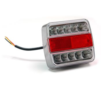 12 V PKW Auto LED Rücklicht passend zur Stangenleuchte  – Bild 5