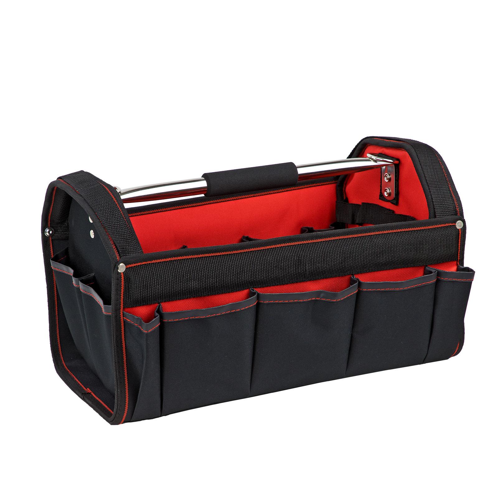 4 Größe Tragbar Werkzeugtasche Oxford Stoff  Montagetasche Tasche für Werkzeug