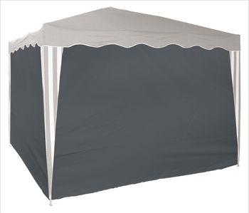 4x Seitenverkleidung für Falt Pavillon 3x3 Meter versch. Farben – Bild 2