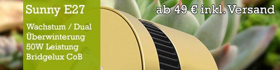 Qrow-Shop LASER CREE LED-Pflanzenlampe