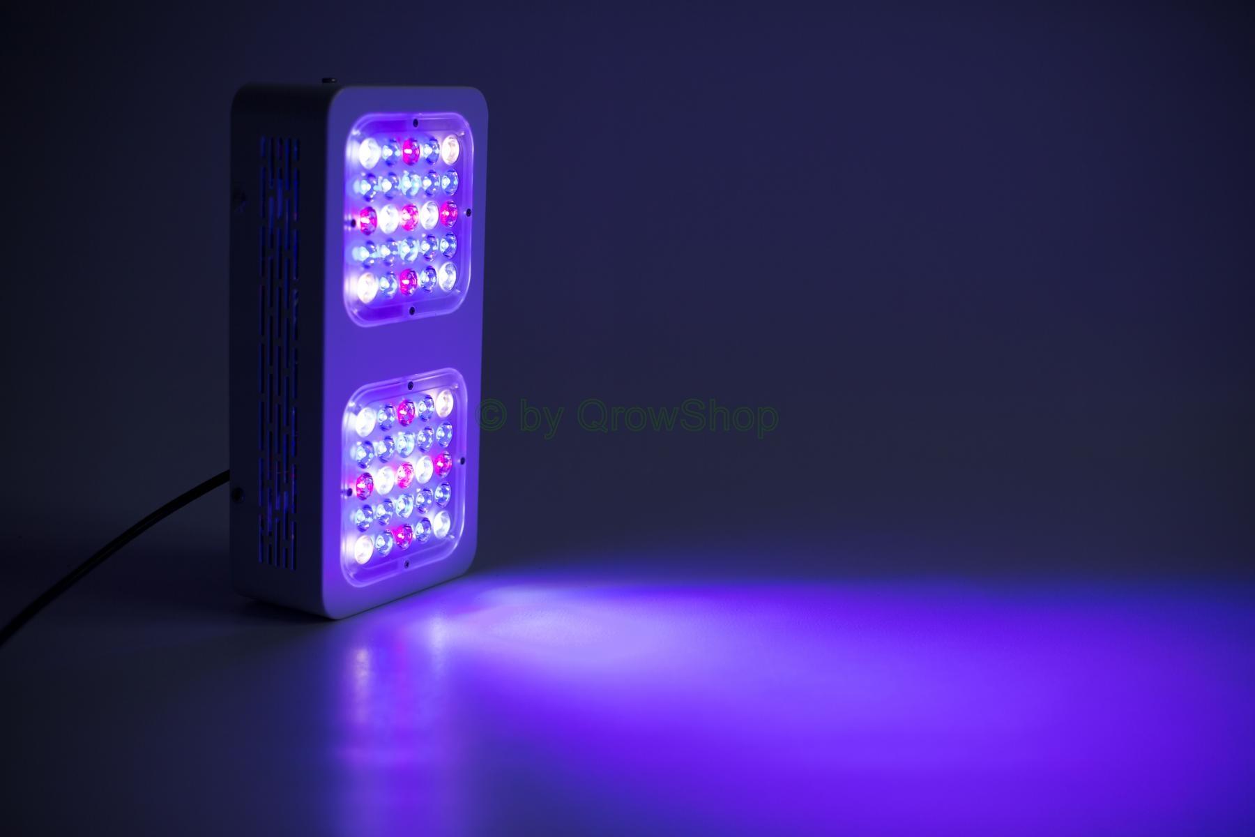 monster m2 led grow lampe wachstum f r 179 inkl versand. Black Bedroom Furniture Sets. Home Design Ideas
