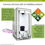 HOMEbox Ambient Q80+ – NOVA P2 Grow LED 205W 001