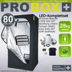 LED-Komplettset Basic80 - STM 135W LED-Pflanzenlicht-SET 001