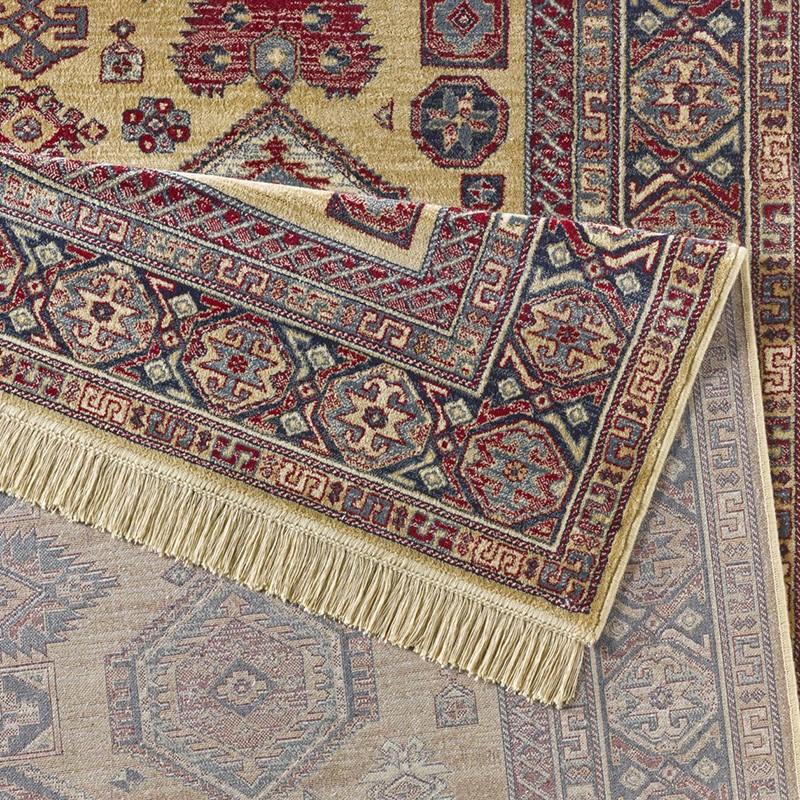 Beluchi Teppich Viskose Amazing Teppich Rikke Braun Viskose Kopen