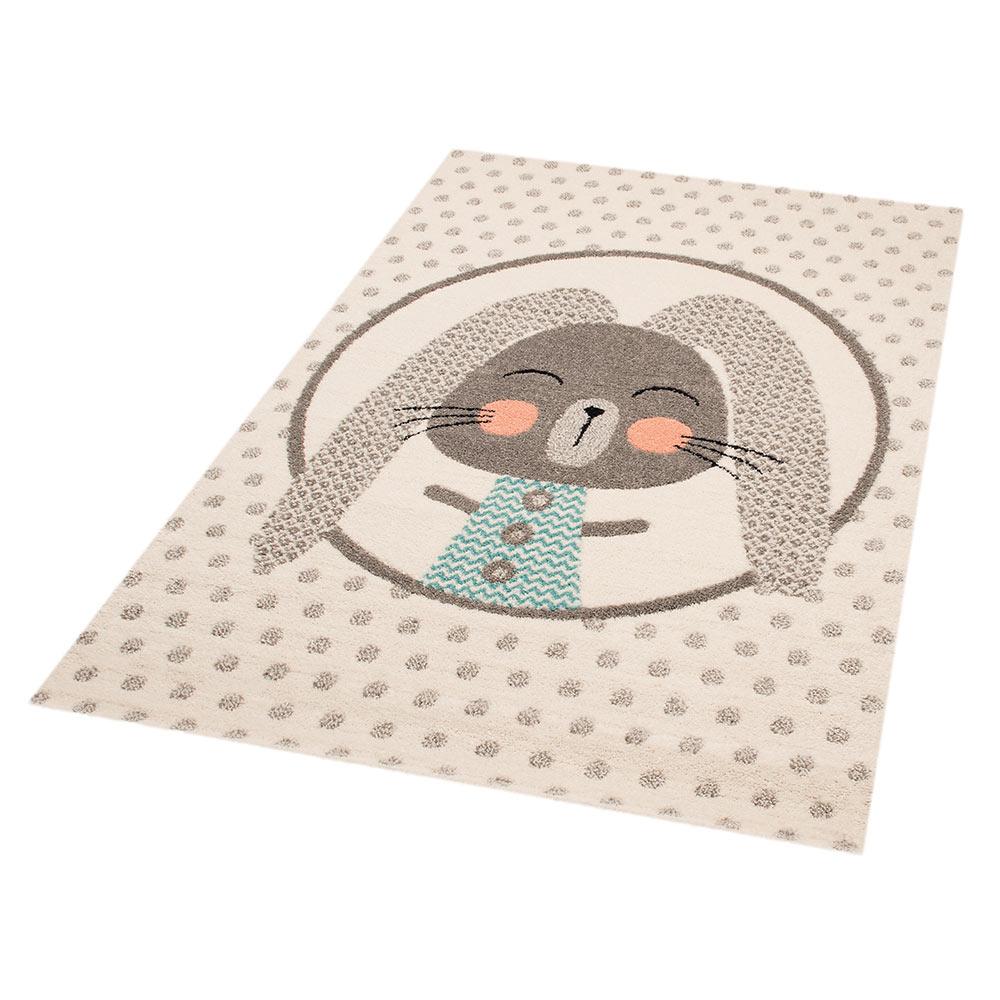 Kinderteppich Spielteppich Bunny Marty120x170 cm   Teppich ...
