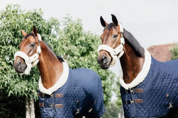Kentucky Horsewear Stalldecke 400g - marineblau