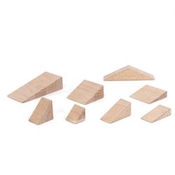 Keile / Dreiecksform