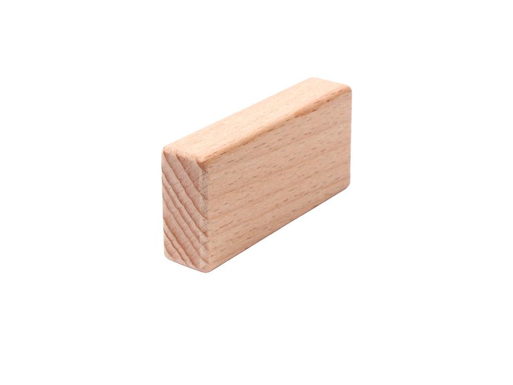 Bauklötze Basisstein 6,4 cm
