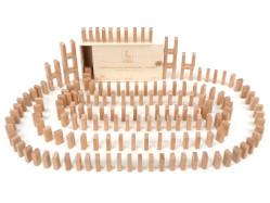 Dominoklötze-Set (180 Basissteine 1,6 x 3,2 x 6,4 cm) 001