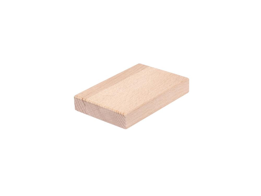 Bauklötze Quader breit und flach 9,6 cm