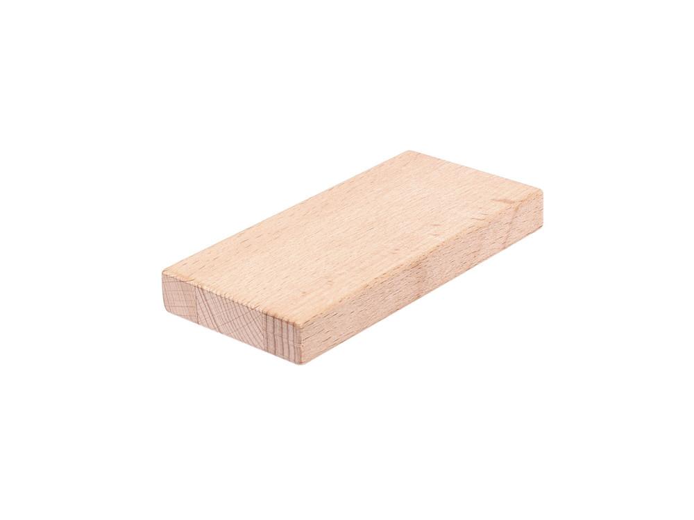 Bauklötze Quader breit und flach 12,8 cm