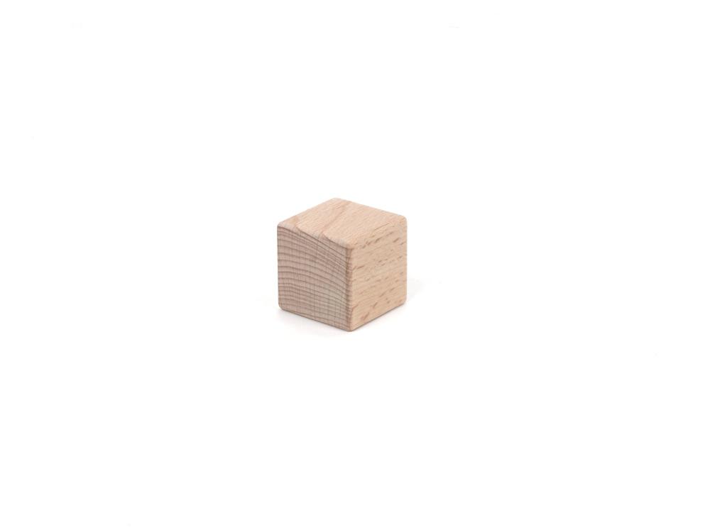 Holzbausteine Würfel 3,2 cm